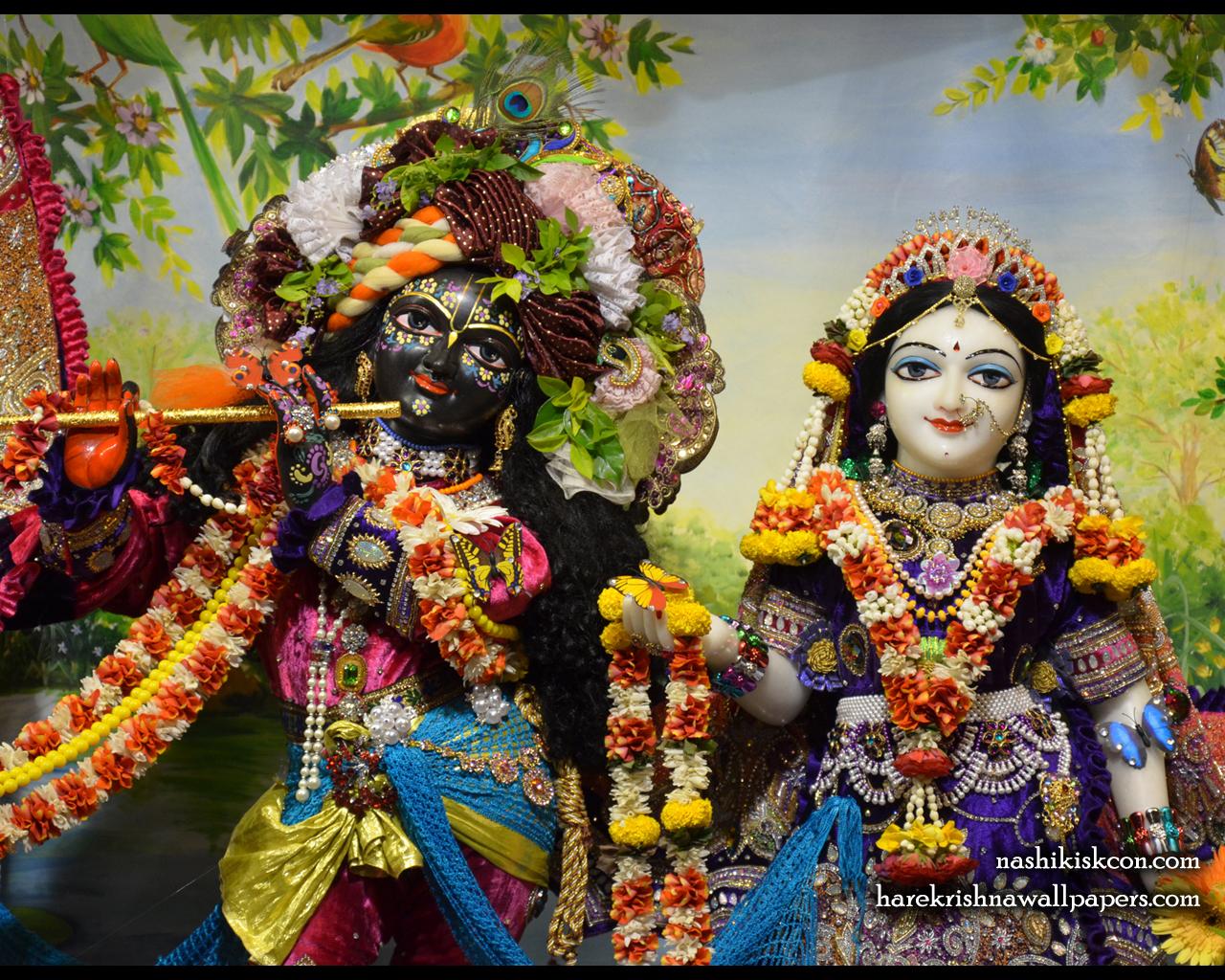 Sri Sri Radha Madan Gopal Close up Wallpaper (002) Size 1280x1024 Download