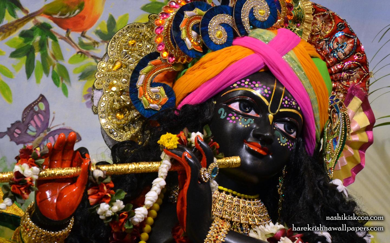 Sri Madan Gopal Close up Wallpaper (003) Size 1440x900 Download