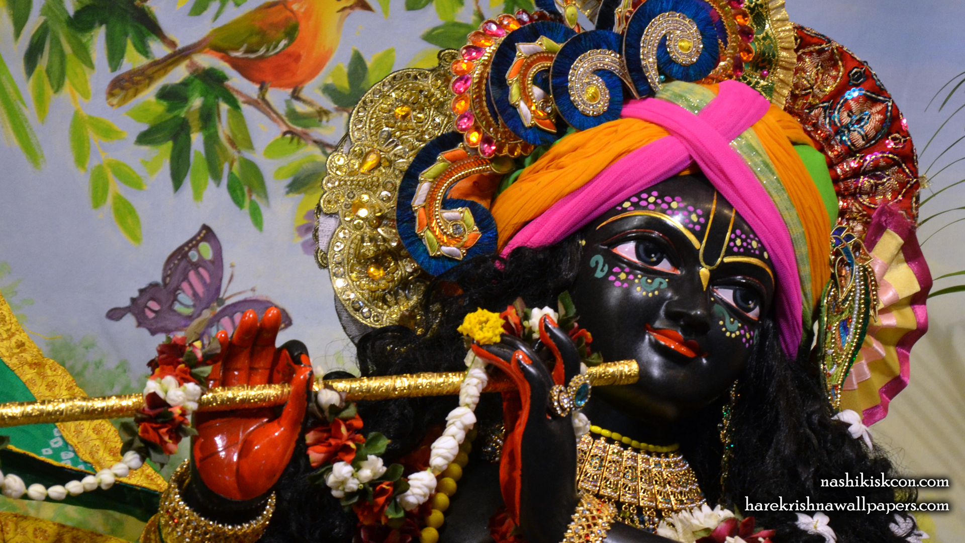 Sri Madan Gopal Close up Wallpaper (003) Size 1920x1080 Download