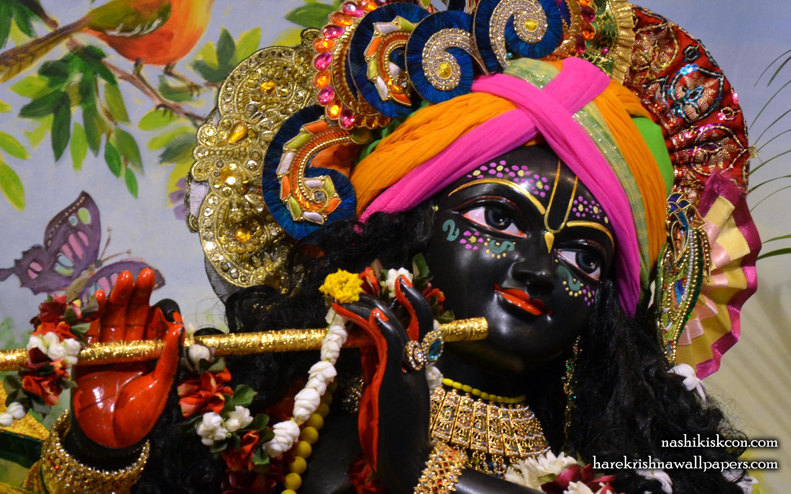 Sri Madan Gopal Close up Wallpaper (003) Size 2560x1600 Download