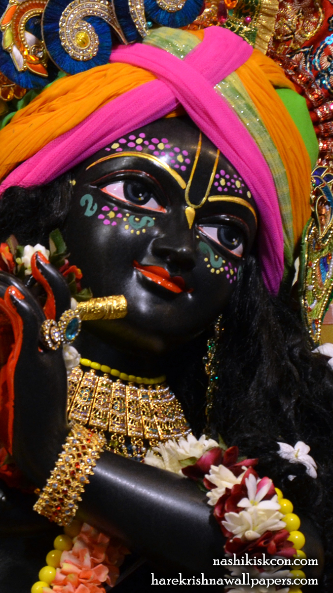 Sri Madan Gopal Close up Wallpaper (003) Size 675x1200 Download
