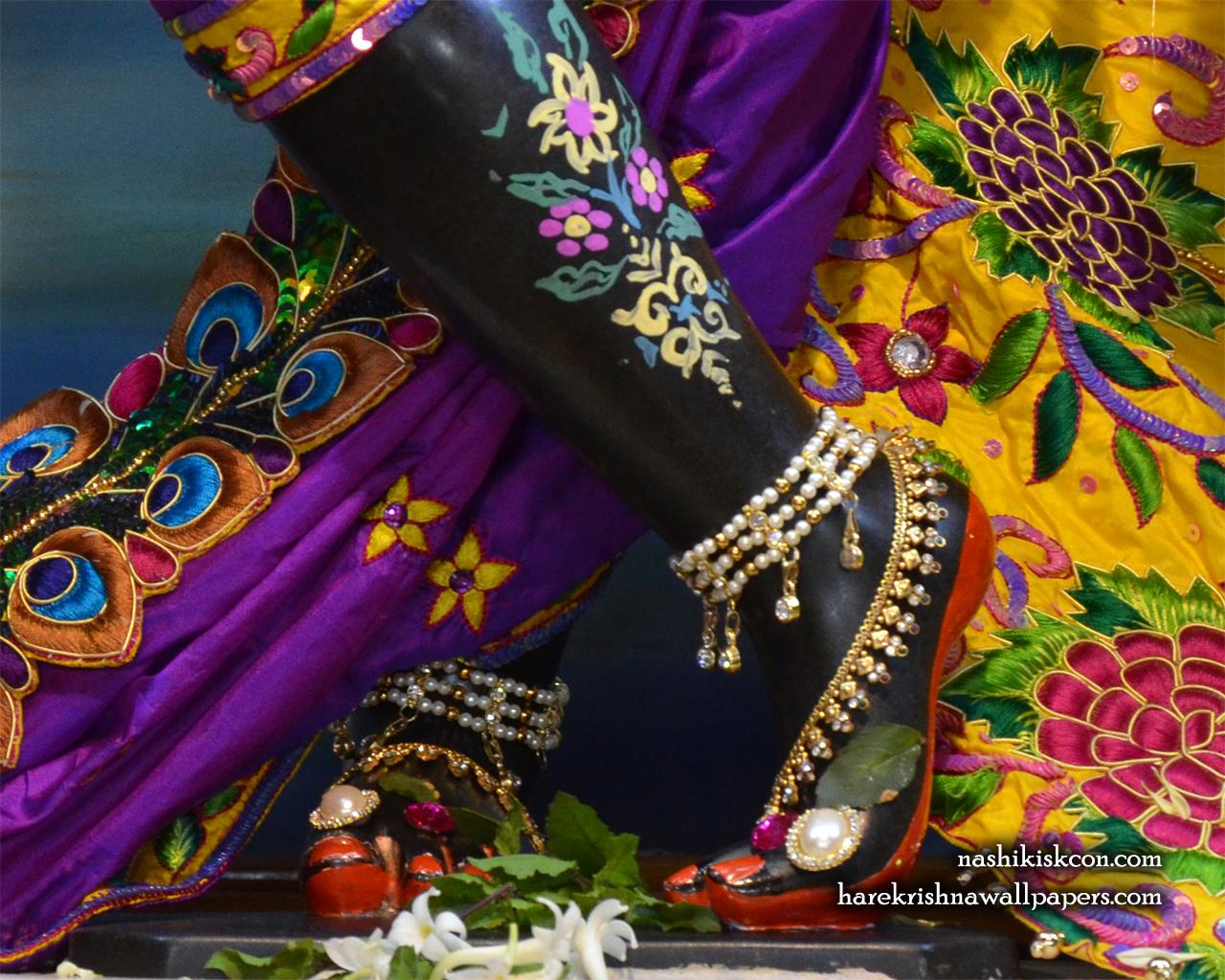 Sri Madan Gopal Feet Wallpaper (003) Size 1280x1024 Download