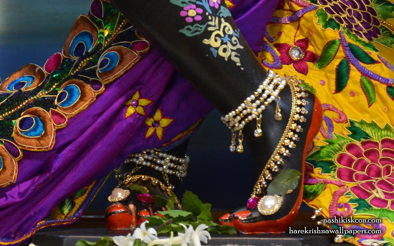 Sri Madan Gopal Feet Wallpaper (003) Size 1280x800 Download