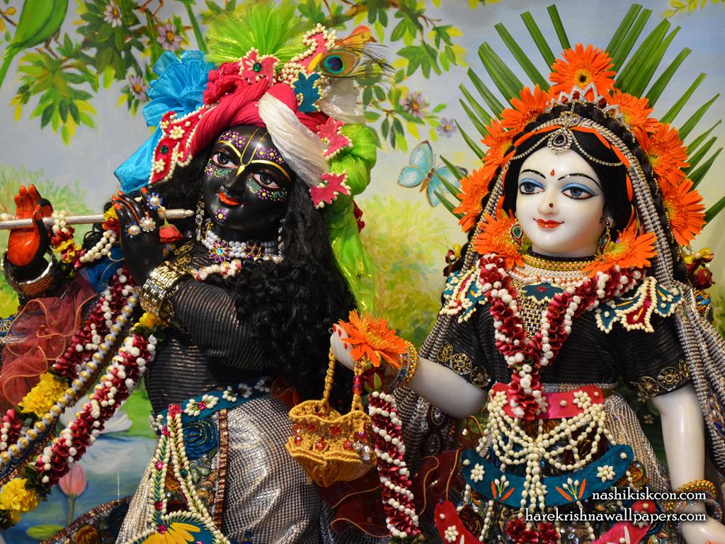 Sri Sri Radha Madan Gopal Close up Wallpaper (003) Size 1024x768 Download