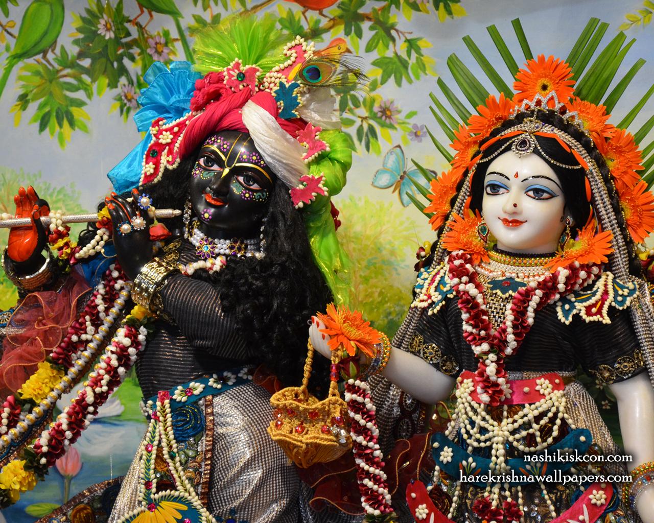 Sri Sri Radha Madan Gopal Close up Wallpaper (003) Size 1280x1024 Download