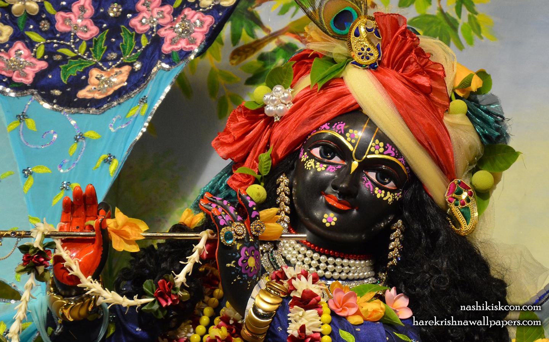 Sri Madan Gopal Close up Wallpaper (004) Size 1440x900 Download