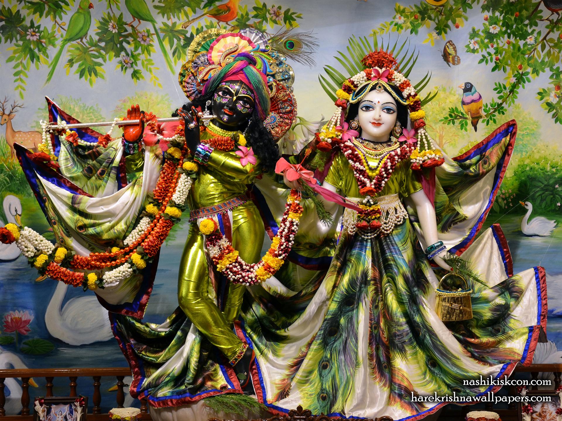 Sri Sri Radha Madan Gopal Wallpaper (004) Size 1920x1440 Download