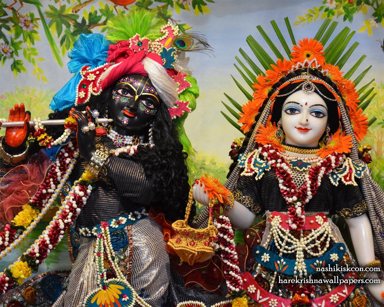 Sri Sri Radha Madan Gopal Close up Wallpaper (004) Size 1280x1024 Download