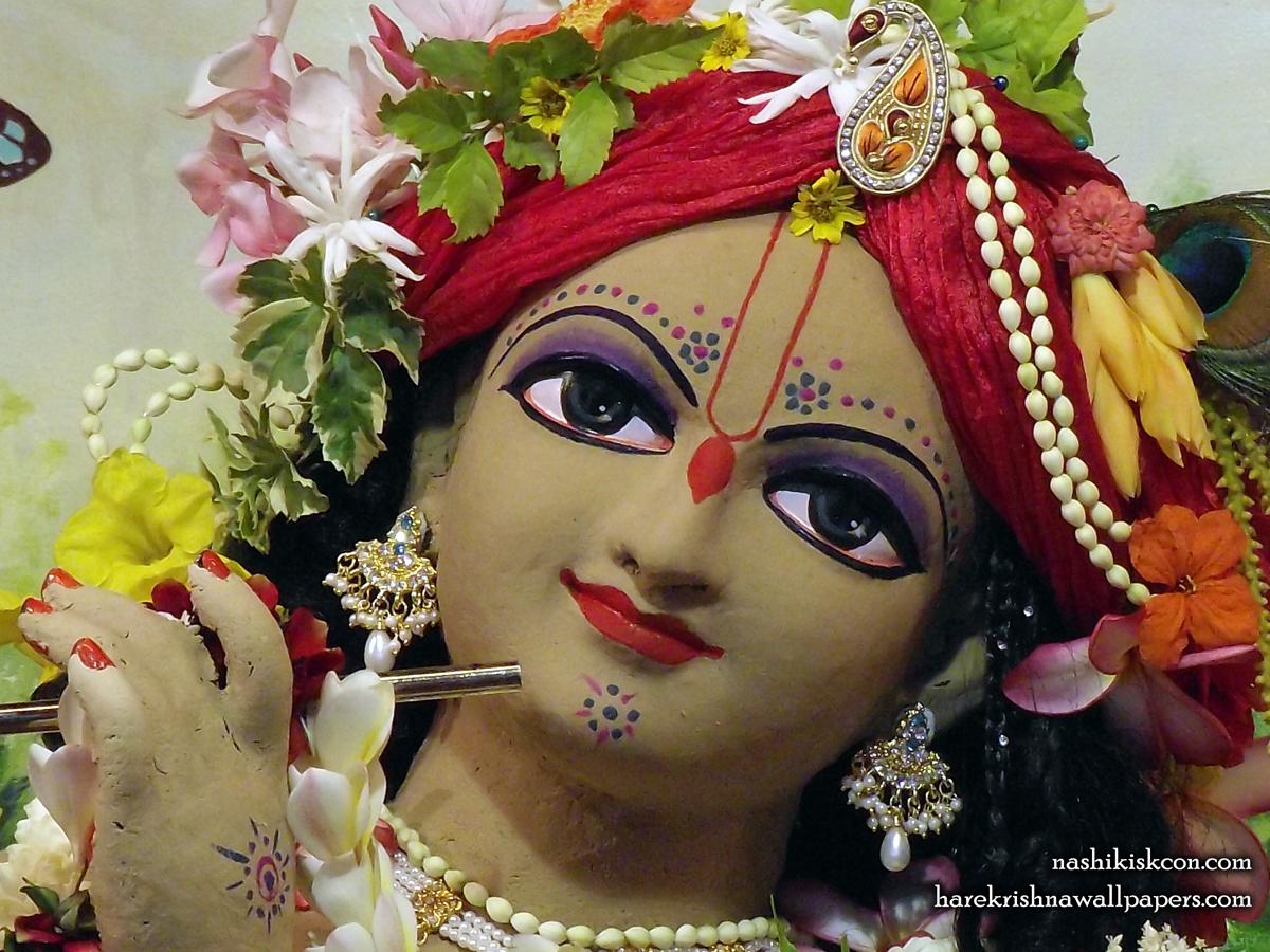 Sri Madan Gopal Close up Wallpaper (005) Size1200x900 Download