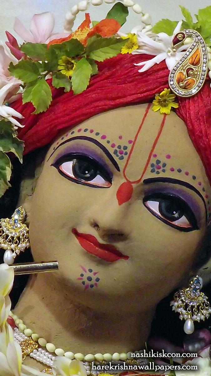 Sri Madan Gopal Close up Wallpaper (005) Size 675x1200 Download