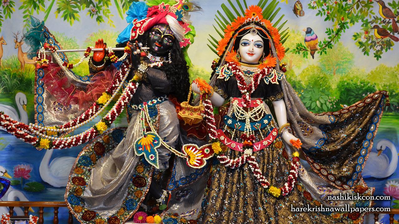 Sri Sri Radha Madan Gopal Wallpaper (005) Size1280x720 Download