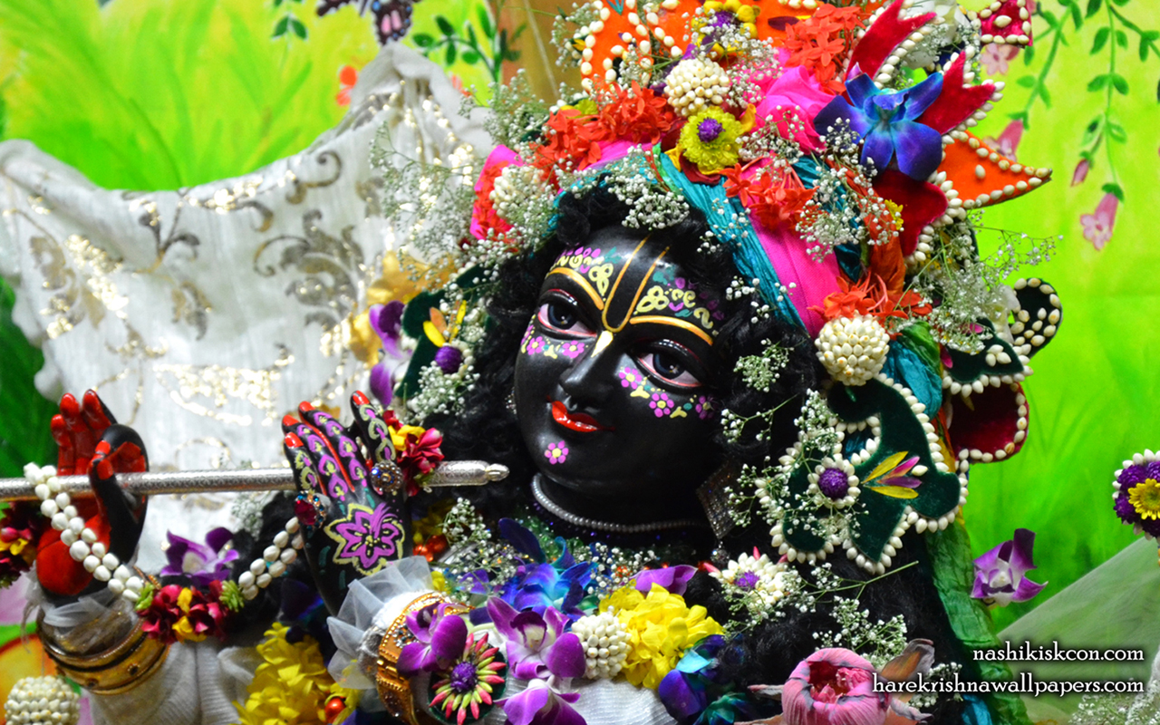 Sri Madan Gopal Close up Wallpaper (006) Size 1280x800 Download