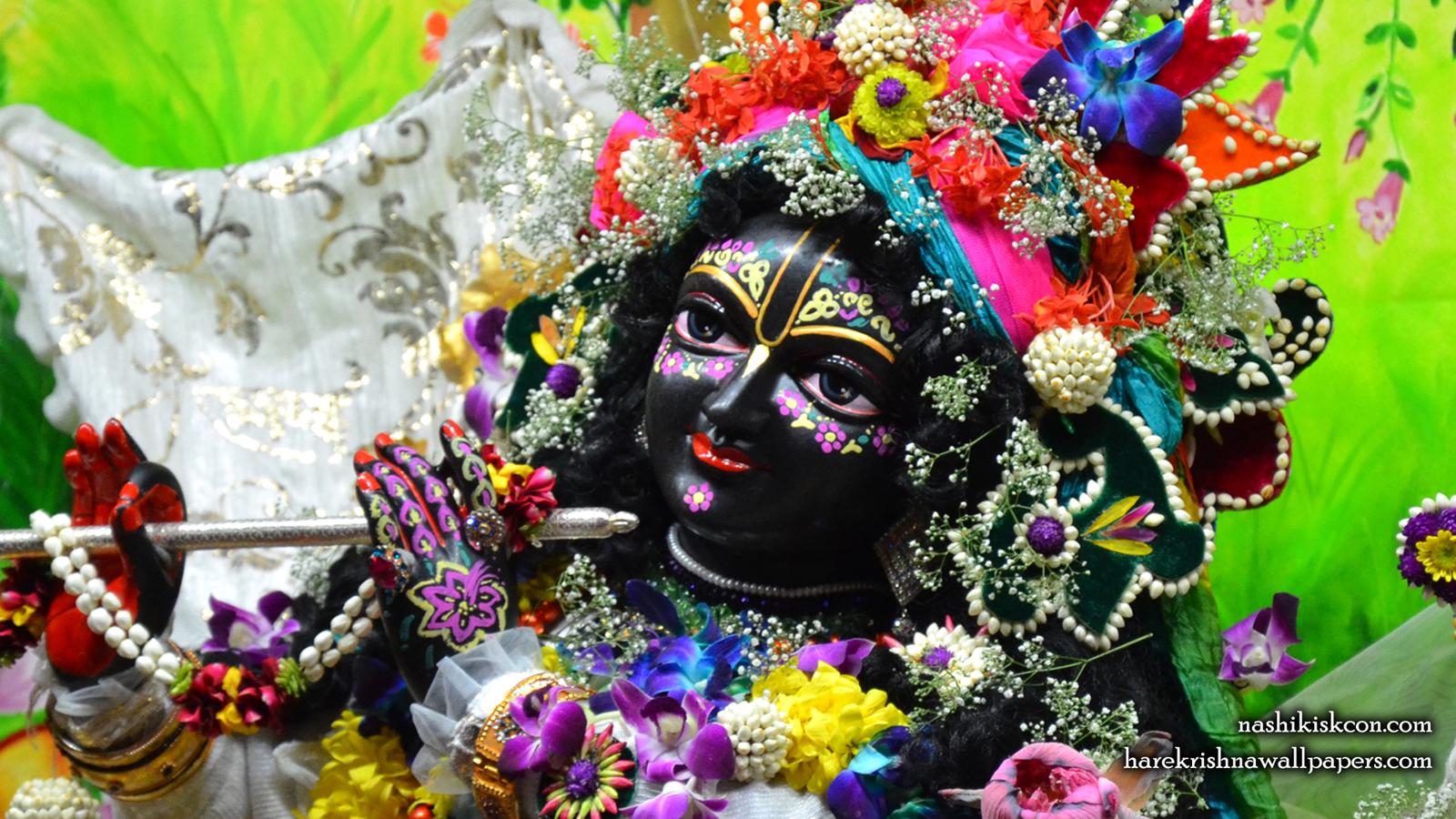 Sri Madan Gopal Close up Wallpaper (006) Size 1600x900 Download