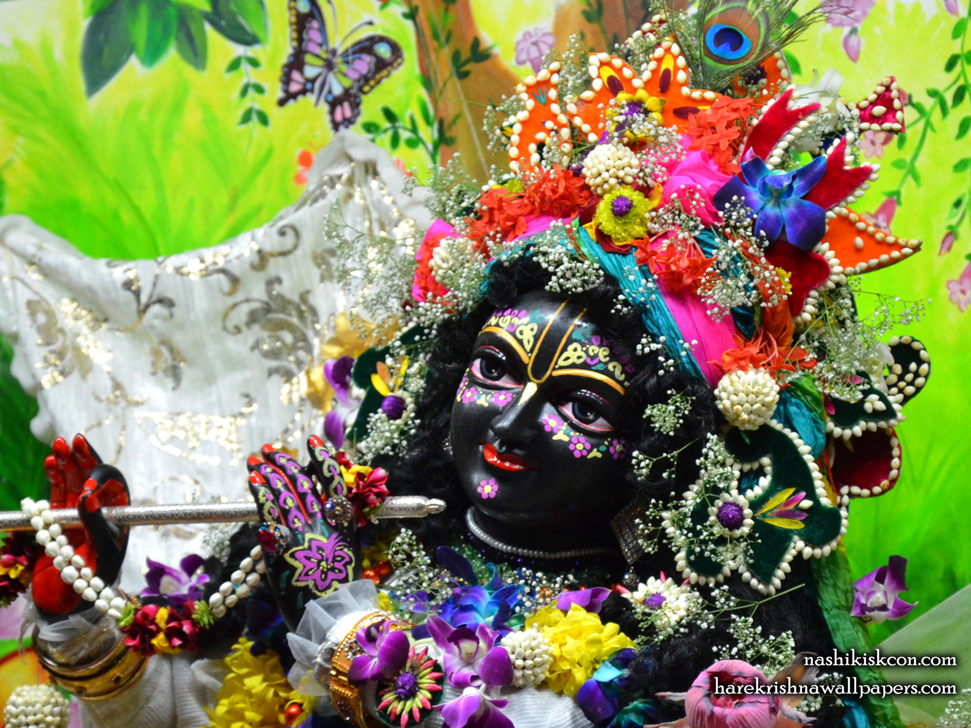 Sri Madan Gopal Close up Wallpaper (006) Size 1920x1440 Download
