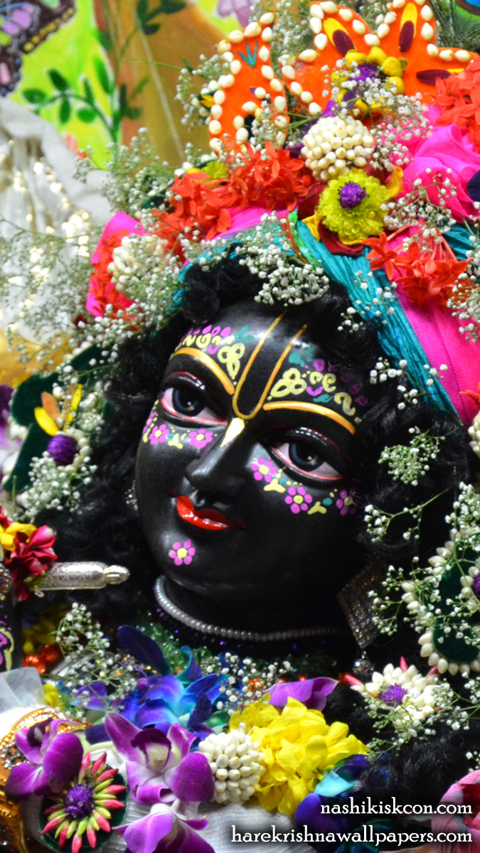 Sri Madan Gopal Close up Wallpaper (006) Size 675x1200 Download