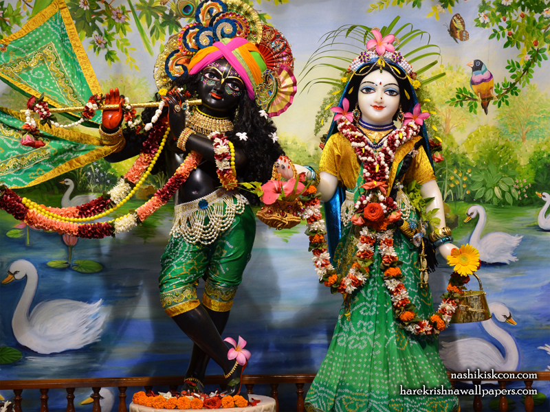 Sri Sri Radha Madan Gopal Wallpaper (006) Size 800x600 Download