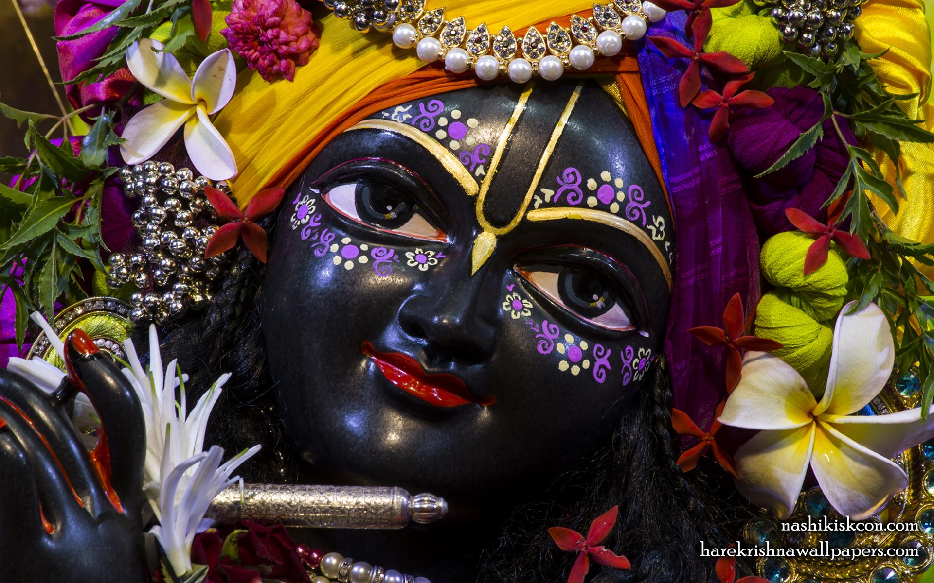 Sri Madan Gopal Close up Wallpaper (007) Size 1920x1200 Download