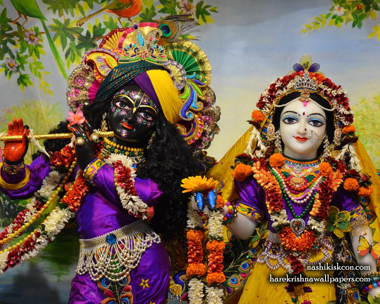 Sri Sri Radha Madan Gopal Close up Wallpaper (007) Size 1280x1024 Download