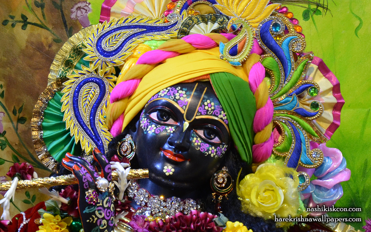 Sri Madan Gopal Close up Wallpaper (008) Size 1280x800 Download