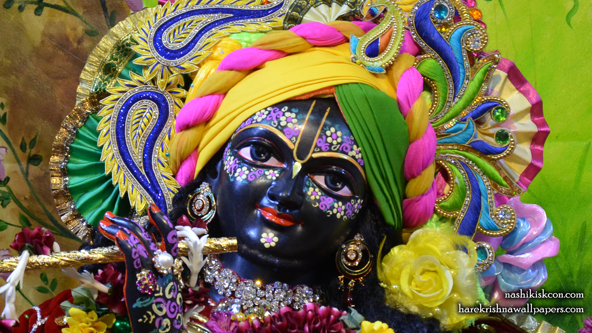 Sri Madan Gopal Close up Wallpaper (008) Size 1920x1080 Download