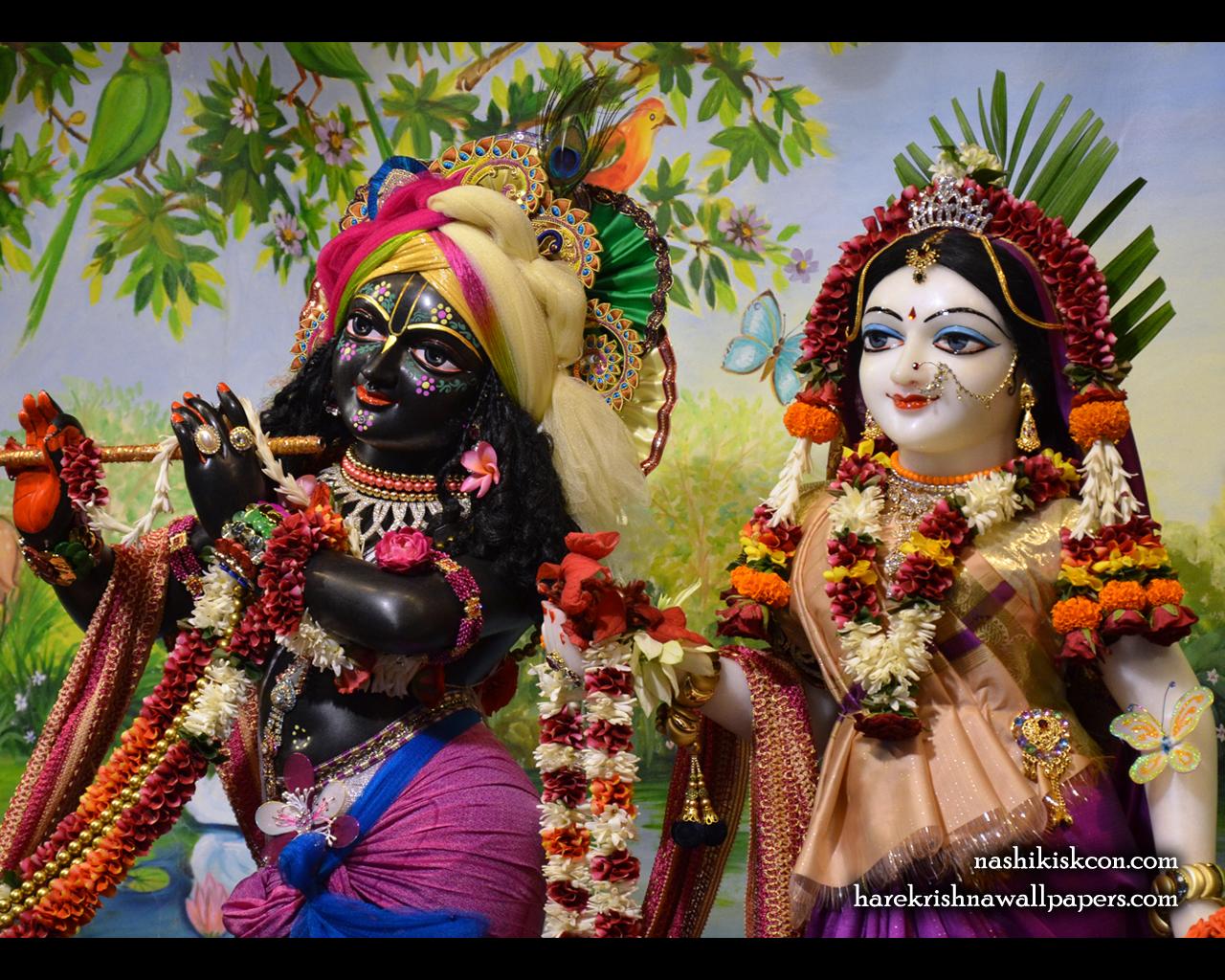 Sri Sri Radha Madan Gopal Close up Wallpaper (008) Size 1280x1024 Download
