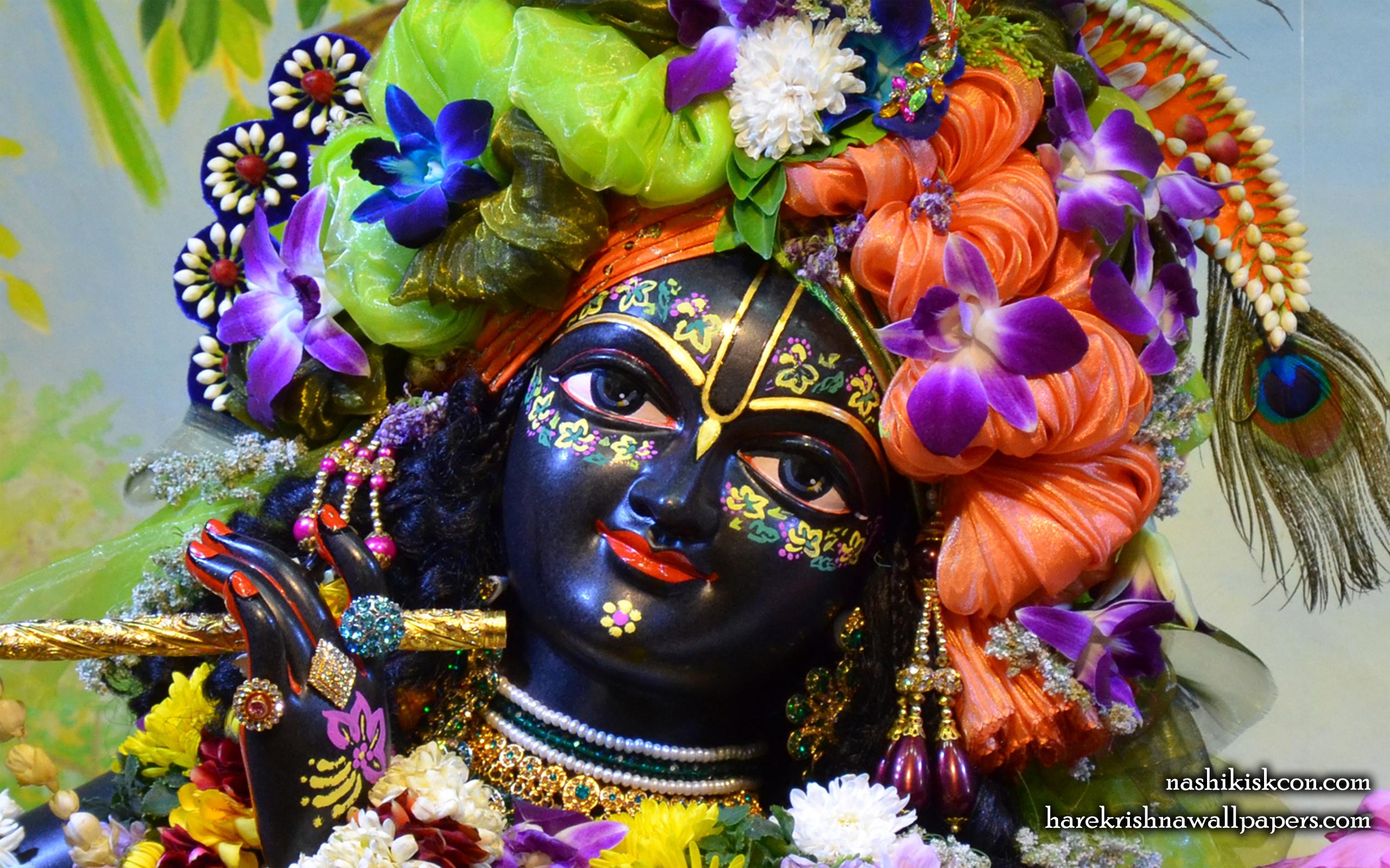 Sri Madan Gopal Close up Wallpaper (009) Size 2560x1600 Download