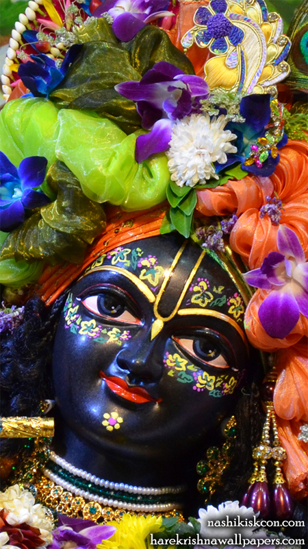 Sri Madan Gopal Close up Wallpaper (009) Size 450x800 Download