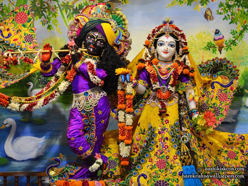 Sri Sri Radha Madan Gopal Wallpaper (009)