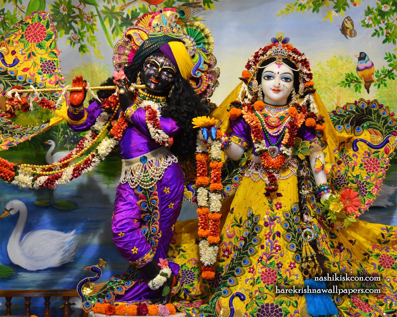 Sri Sri Radha Madan Gopal Wallpaper (009) Size 1280x1024 Download