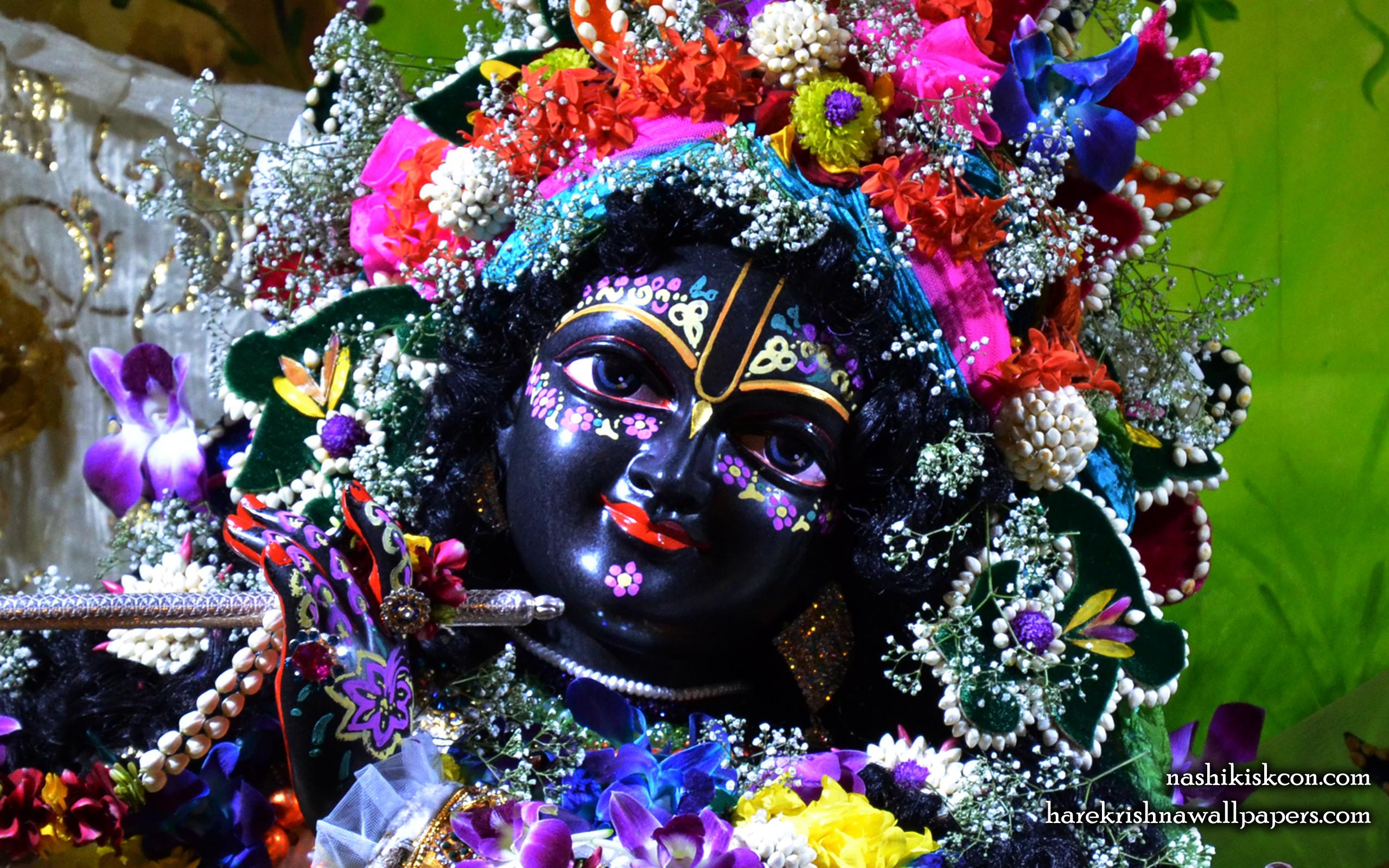 Sri Madan Gopal Close up Wallpaper (010) Size 2560x1600 Download
