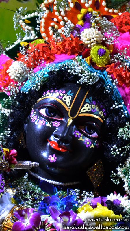 Sri Madan Gopal Close up Wallpaper (010) Size 450x800 Download