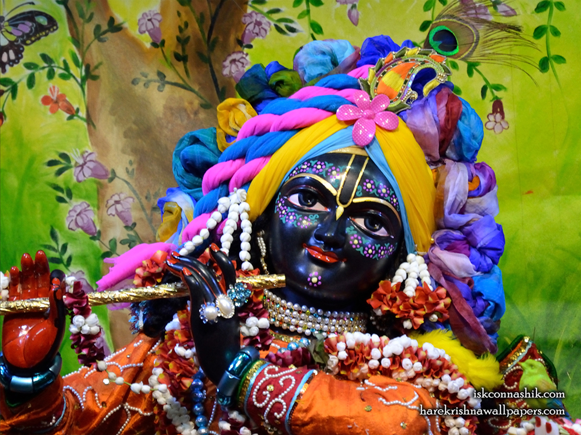 Sri Madan Gopal Close up Wallpaper (011) Size 1152x864 Download