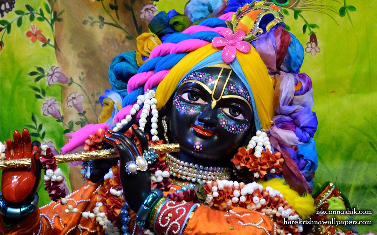 Sri Madan Gopal Close up Wallpaper (011) Size 1280x800 Download