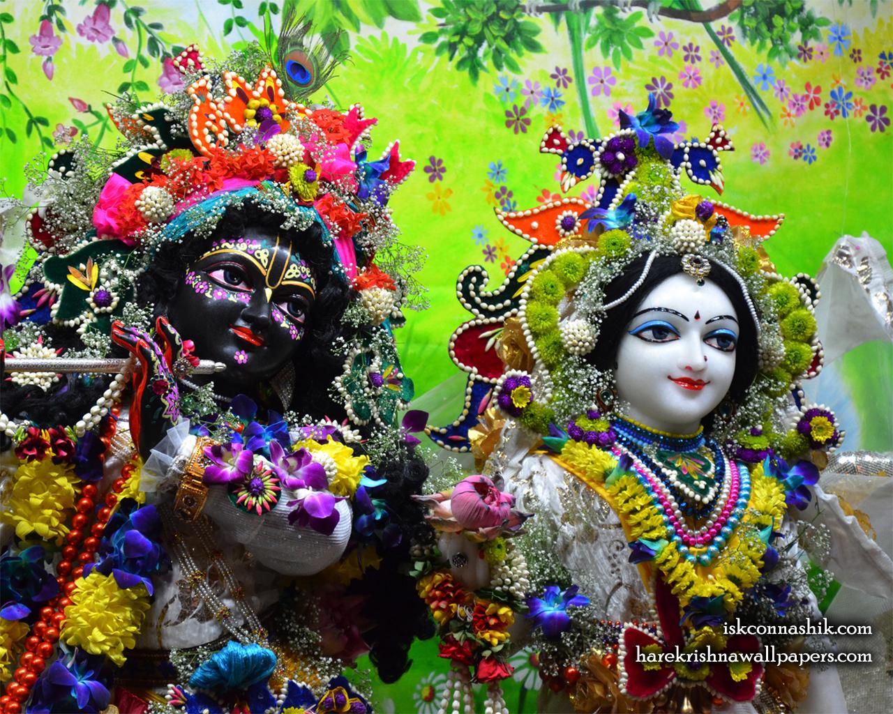 Sri Sri Radha Madan Gopal Close up Wallpaper (012) Size 1280x1024 Download
