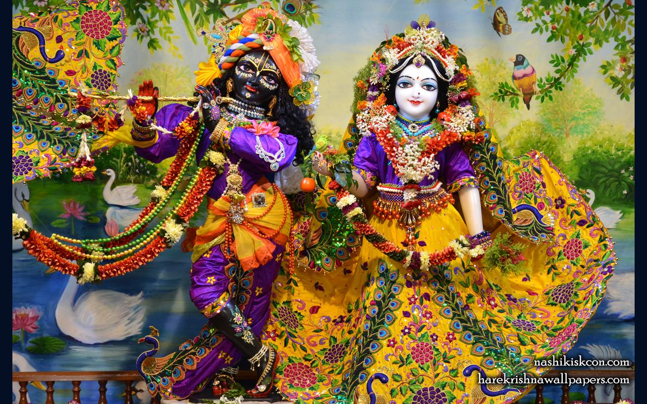 Sri Sri Radha Madan Gopal Wallpaper (013) Size 1280x800 Download