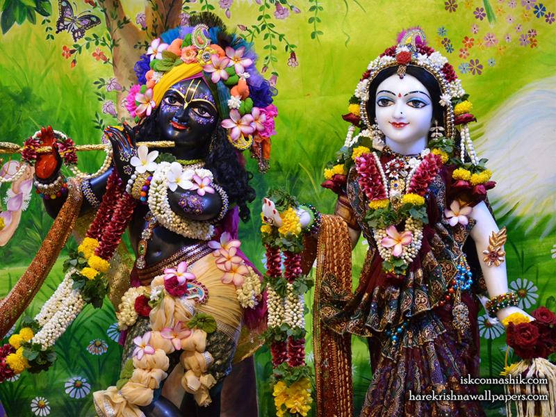 Sri Sri Radha Madan Gopal Close up Wallpaper (013) Size 800x600 Download