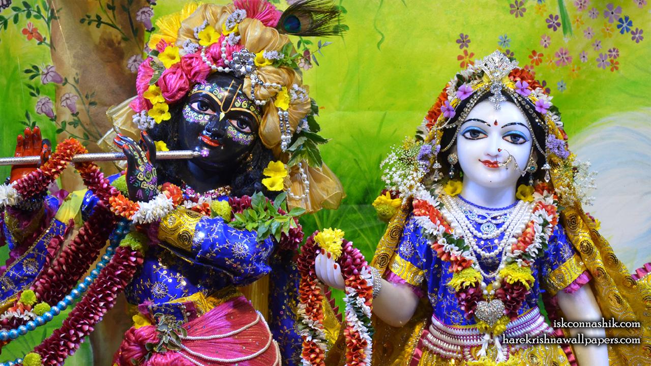 Sri Sri Radha Madan Gopal Close up Wallpaper (014) Size1280x720 Download