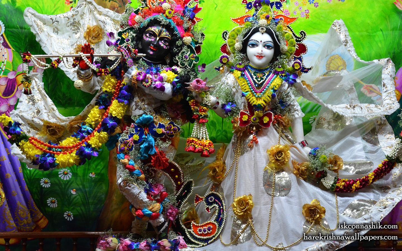 Sri Sri Radha Madan Gopal Wallpaper (015) Size 1440x900 Download