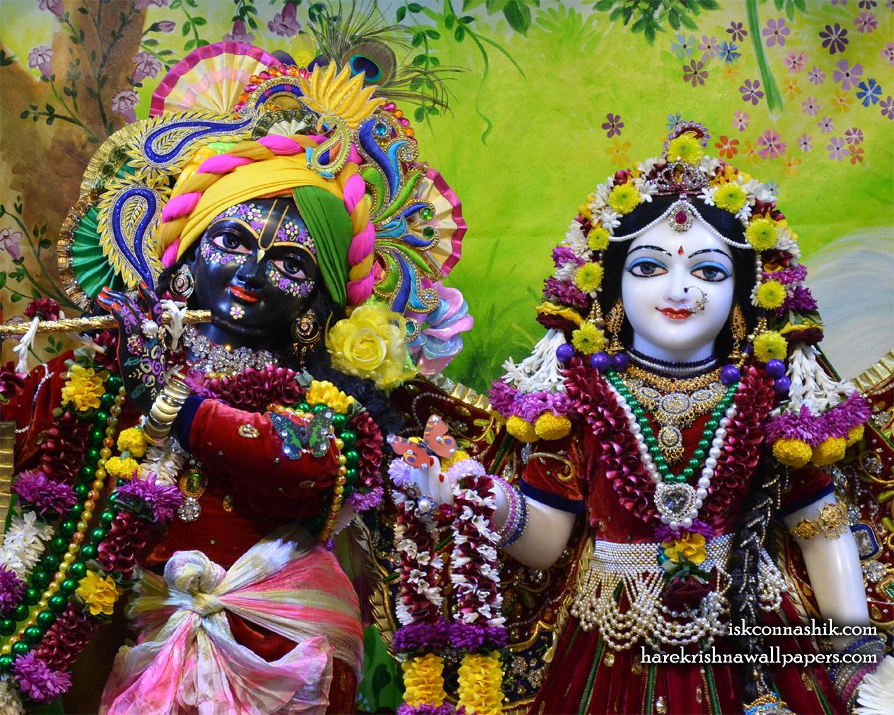 Sri Sri Radha Madan Gopal Close up Wallpaper (015) Size 1280x1024 Download