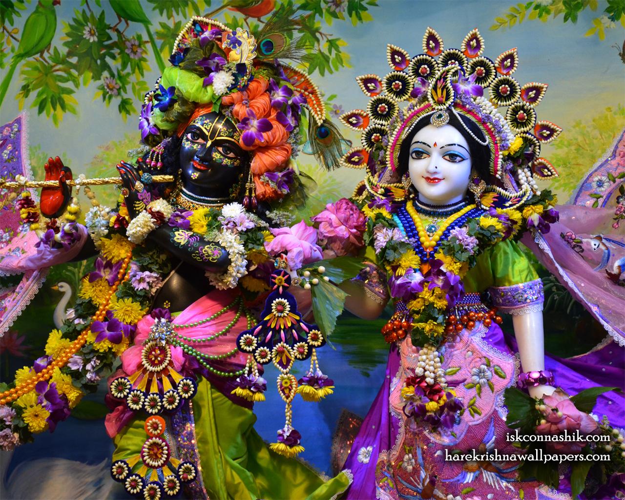 Sri Sri Radha Madan Gopal Close up Wallpaper (016) Size 1280x1024 Download