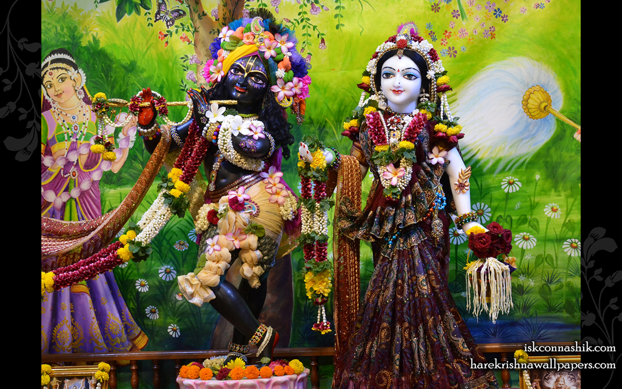 Sri Sri Radha Madan Gopal Wallpaper (017) Size 1280x800 Download