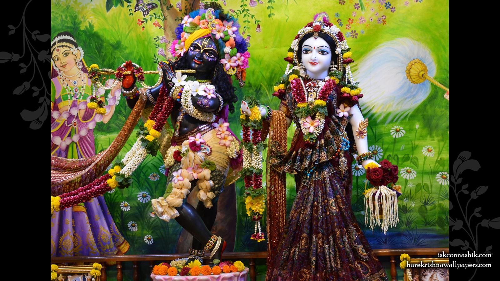 Sri Sri Radha Madan Gopal Wallpaper (017) Size 1600x900 Download