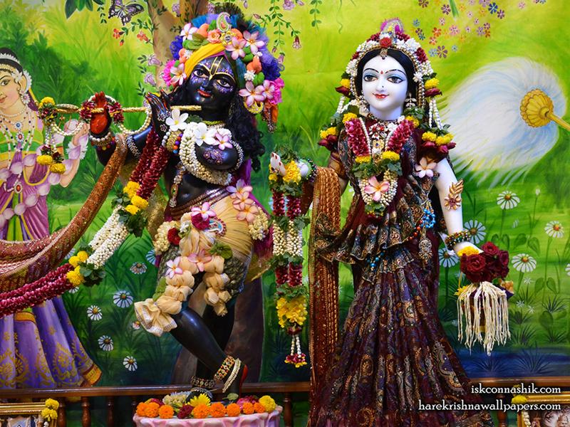 Sri Sri Radha Madan Gopal Wallpaper (017) Size 800x600 Download