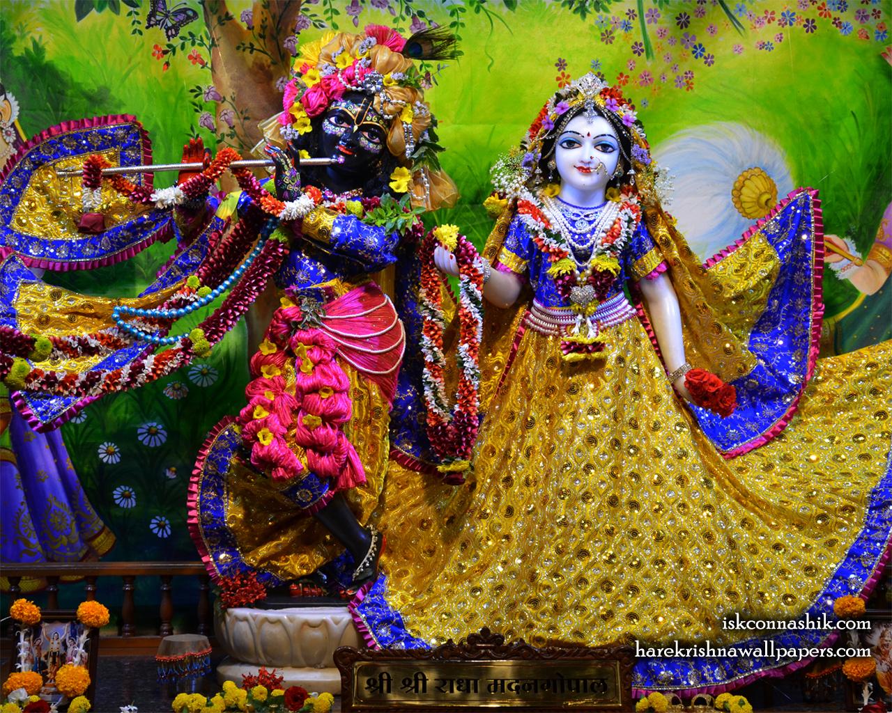 Sri Sri Radha Madan Gopal Wallpaper (018) Size 1280x1024 Download
