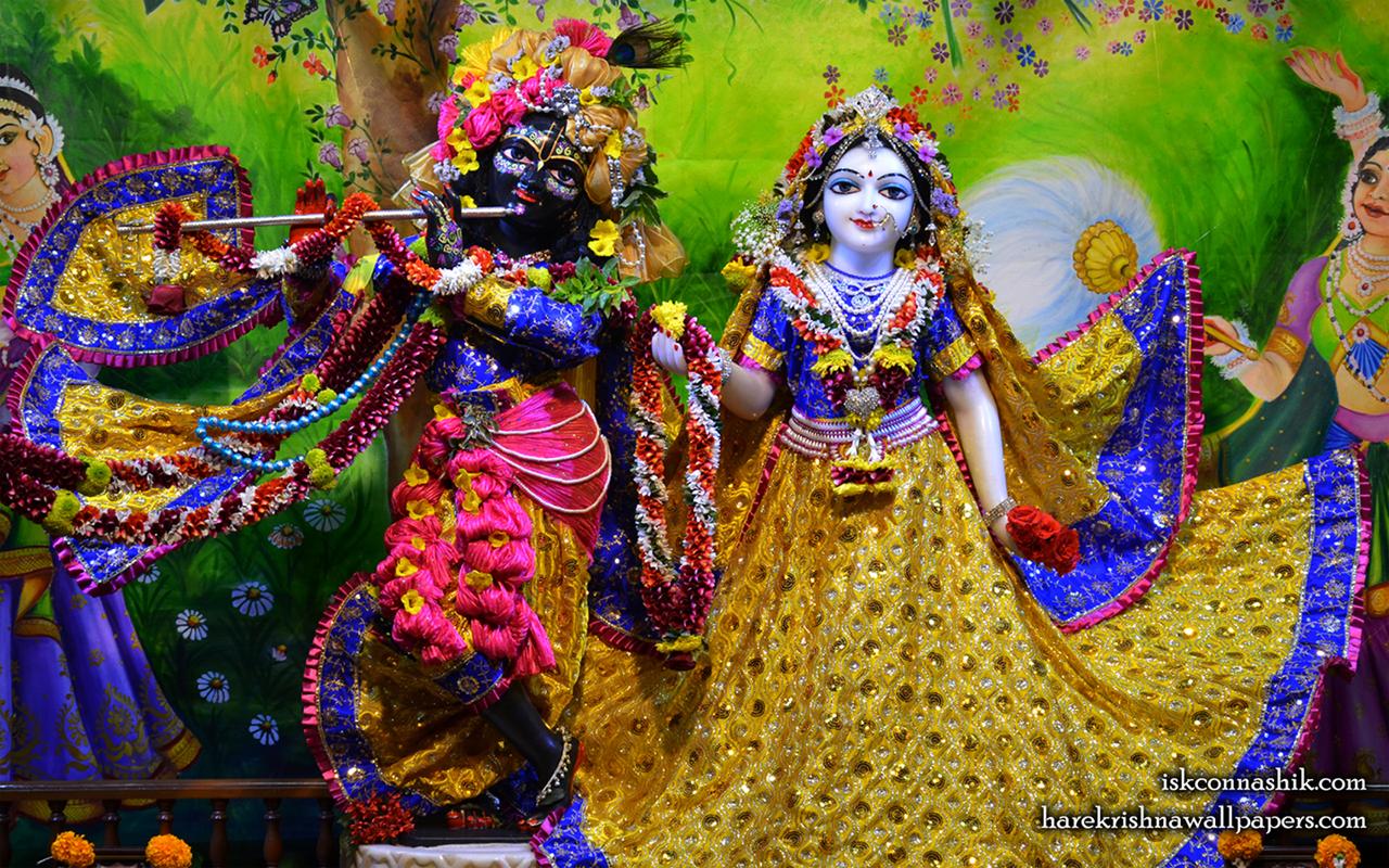 Sri Sri Radha Madan Gopal Wallpaper (018) Size 1280x800 Download