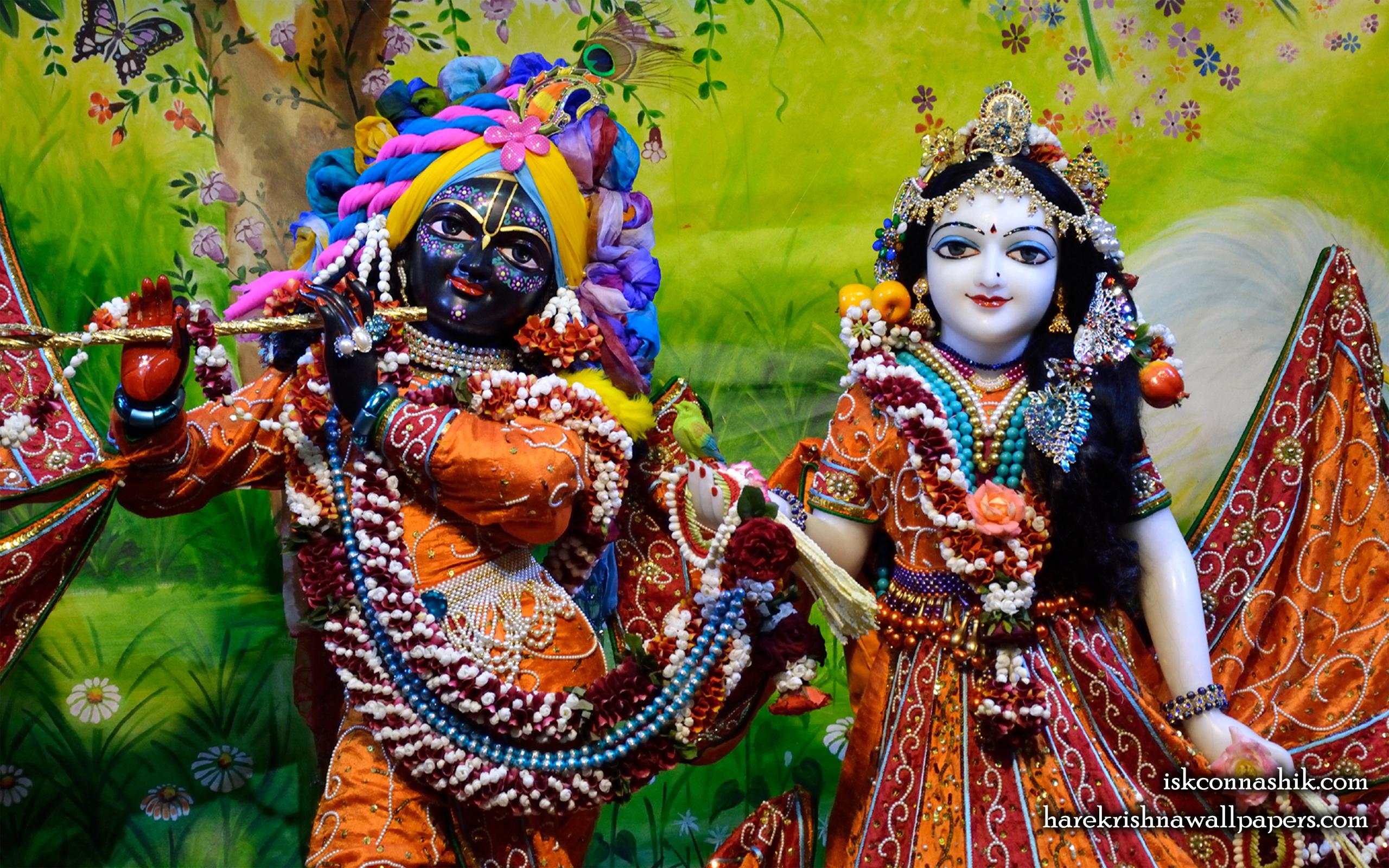 Sri Sri Radha Madan Gopal Close up Wallpaper (018) Size 2560x1600 Download