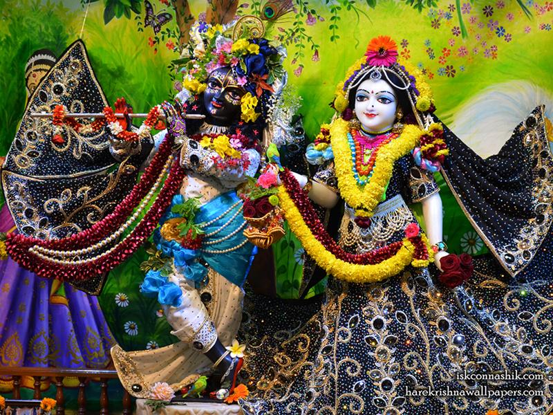 Sri Sri Radha Madan Gopal Wallpaper (019) Size 800x600 Download