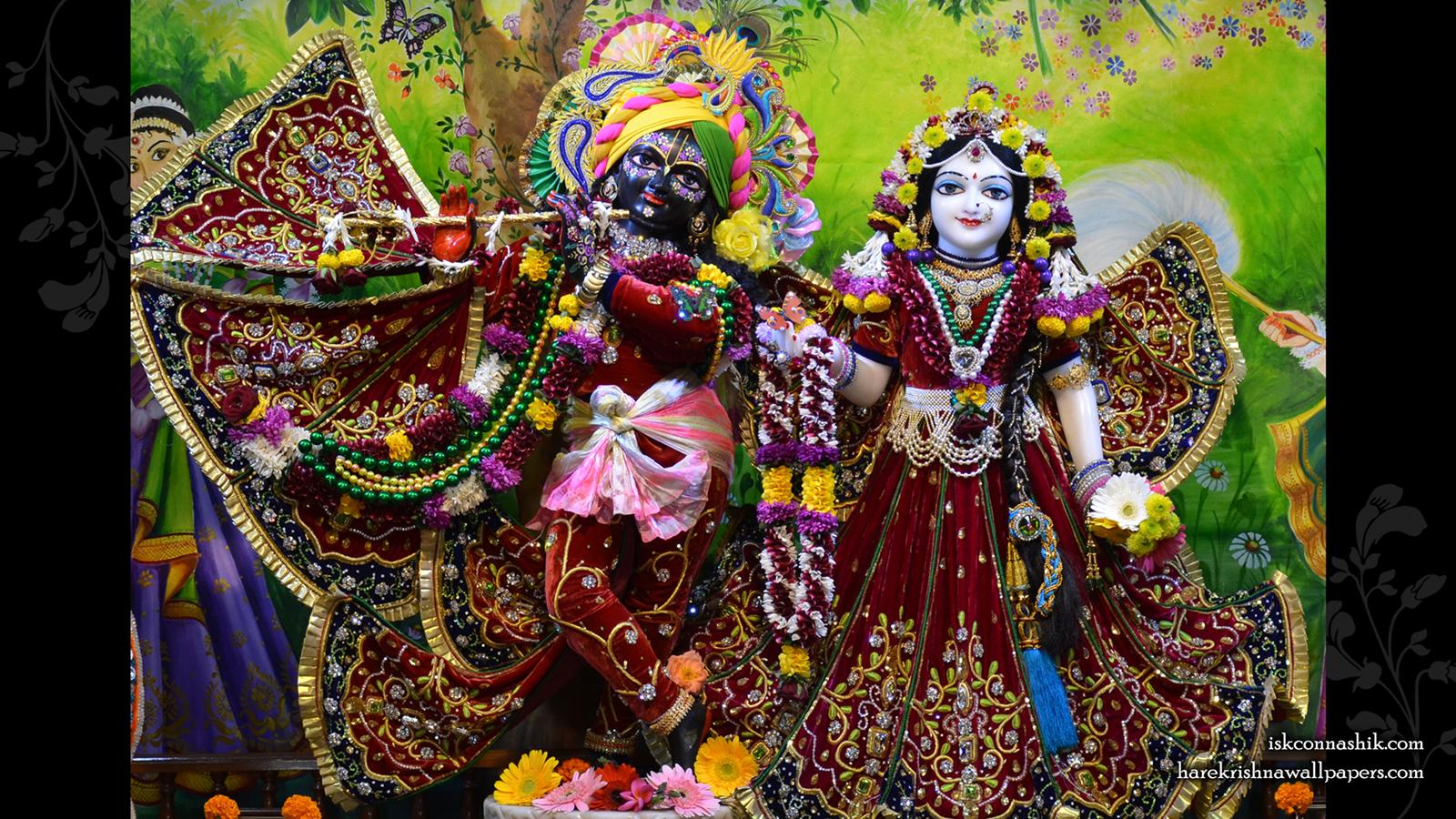 Sri Sri Radha Madan Gopal Wallpaper (020) Size 1600x900 Download