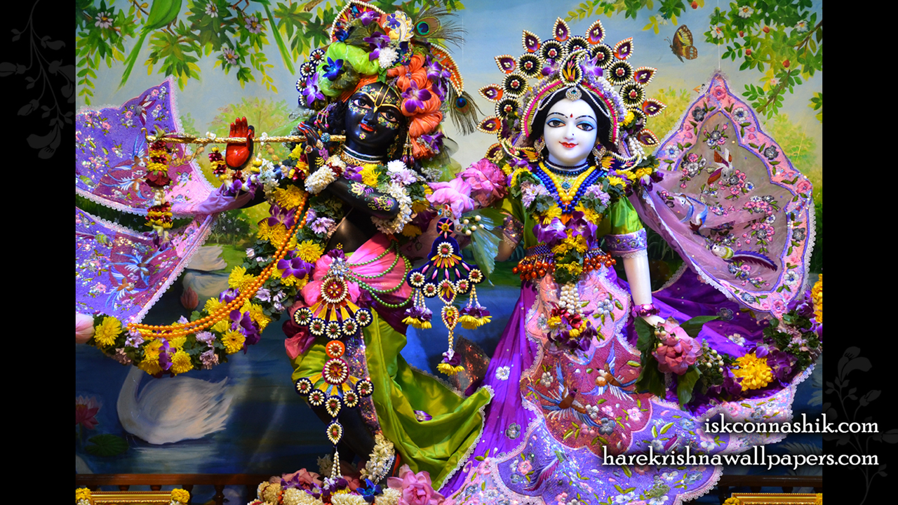 Sri Sri Radha Madan Gopal Wallpaper (021) Size1280x720 Download
