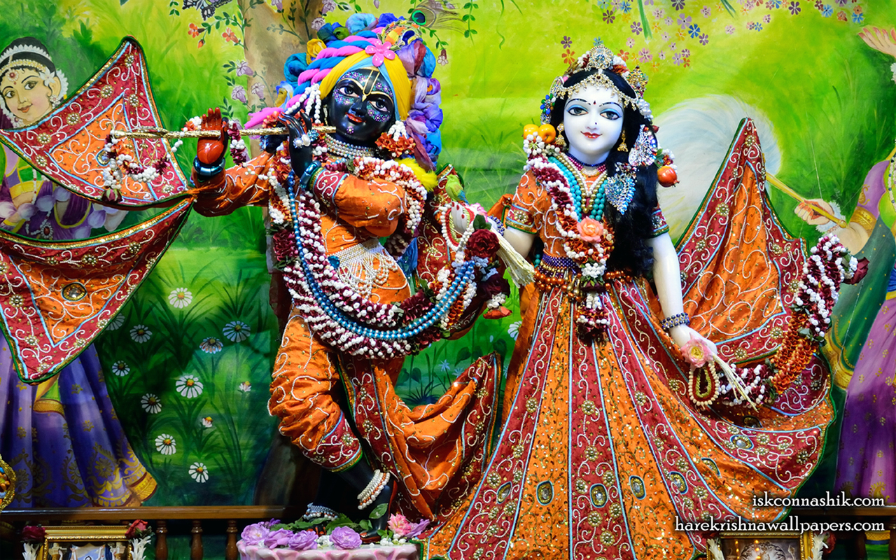 Sri Sri Radha Madan Gopal Wallpaper (024) Size 1280x800 Download